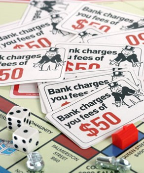 monopoly bank fees