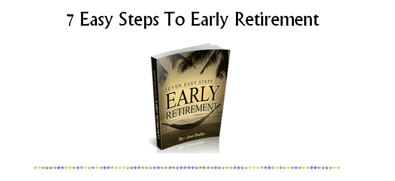 7 Steps To Early Retirement Head