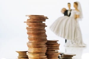 newlywed money