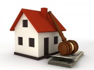 selling your home at auction