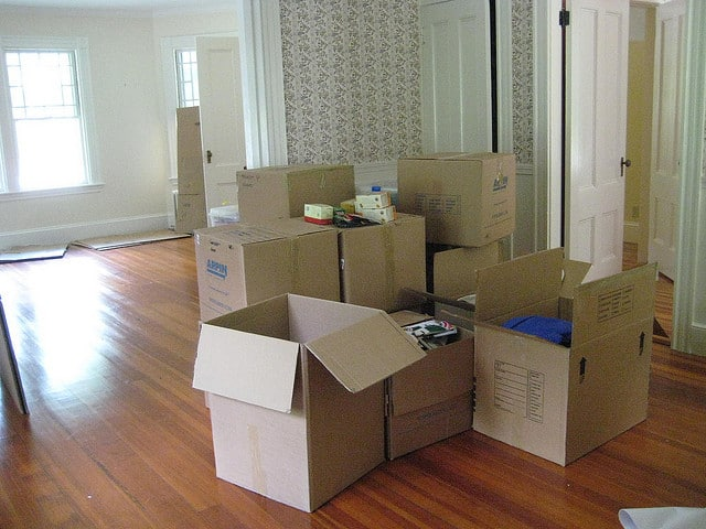 How To Save Money On Moving Expenses