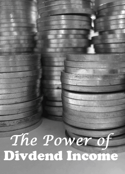 power of dividend income